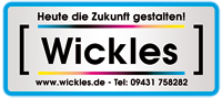 Logo - Wickles Webdesign & Consulting